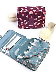Women-Professioanl Use-Nonwoven-Cosmetic Bag-Pink / Blue / Green / Yellow / Burgundy