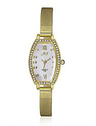 2016 noble quartz de mode diamant 18k or luxe aolly montres femmes
