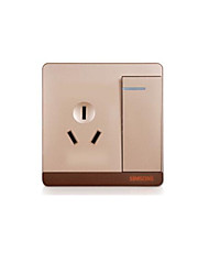 Household Double Control Switch Socket (Q7 Series)