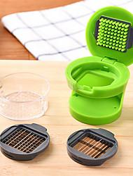 1 Творческая кухня Гаджет Пластик Приспособления для чеснока