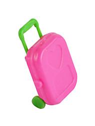 принцесса аксессуары снится тележки чемодан для хранения багажа контейнер моделирования играть дома игрушки