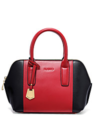 NAWO Leather bag ladies handbags contracted single shoulder bag ladies spring shell package bag, small bag
