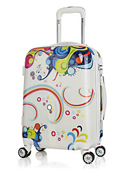 Unisex-Outdoor-Plastic-Travel Bag-Multi-color