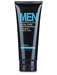 Energy Men Deep Cleansing Scrub Skin Care Cleanser