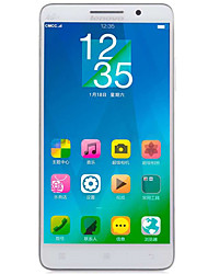 "Lenovo A5800-D 5.5 "" Android 4.4 Smartphone 4G ( SIM Dual Quad Core 5 MP 512MB + 4 GB Blanco )"