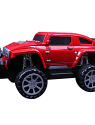 Buggy (Off-road) LIBAO Hummer 1:16 Brushless Electric RC Car Red / Blue Unassembled Kit