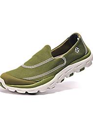 SALAMANDER® Men's Shoes Fabric Athletic Gray Shoes
