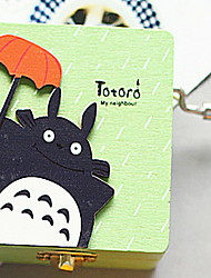 Totoro Patch Music Box