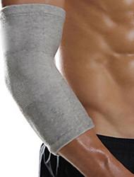 Ellbogen Bandage Sport unterstützen Einfaches An- und Ausziehen / Thermal / Warm / Schützend Fitness Grau