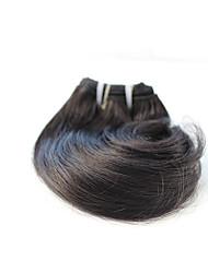 Brazilian Virgin Hair Body Wave 1 Bundles Black Color Brazilian Body Wave Hair 100% Human Hair Weaves.