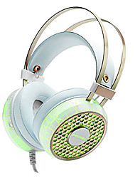 Echotech YM-G800 Kopfhörer (Kopfband)ForMedia Player/Tablet PC / Handy / ComputerWithMit Mikrofon / DJ / Spielen / Hi-Fi / Kontrolle