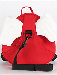 Unisex Cotton Sports / Outdoor Backpack Red