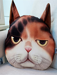 3 D Printing Pillow Cat Cartoon Hold Pillow Pillow Creative Personality Meow Star People Hold Pillow