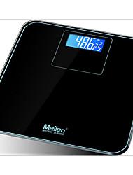 balances électroniques domestiques balance grand écran de la température de mesure de précision à l'échelle de santé à domicile