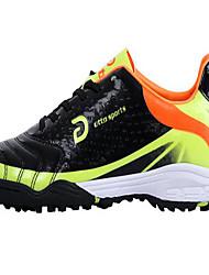 Sapatos Futebol Masculino Preto / Azul / Laranja / Verde Claro Sintético
