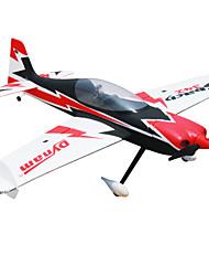 Готов к полету Dynam Sbach 342 Электрический бесколлекторный Самолет RC 4-канальный 2.4G Пенополиофилен red and blackТребуется некоторая