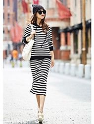 Maternity Hooded Layered Set,Cotton Long Sleeve