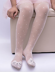 Girls Socks & Stockings,Summer Spandex Blue / Pink / White