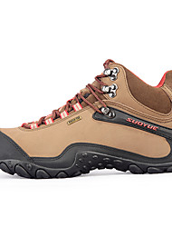 Suoyue Men's / Women's Hiking Boots / Hiking Shoes Spring / Summer / Autumn / Winter Damping / Wearproof Shoes Brown