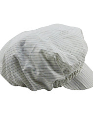 Hats Hat Cap Antistatic Antistatic Coolie Hat Along The Circular Anti-static Dust-free Hat