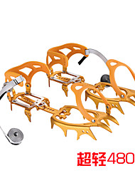 Brother BRS - S3 crampons 14 tooth professional outdoor snow mountain ice climbing prevent slippery