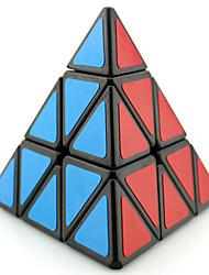 Yongjun® Cube velocidade lisa 3*3*3 / Alienígeno profissional Nível Cubos Mágicos Preta / Branco Plástico