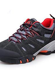 Sapatos Aventura Unissex Azul / Roxo / Cinza / Preto e Vermelho Camurça