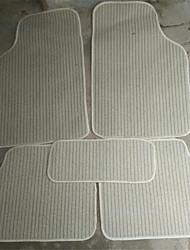 toutes sortes de linge général tapis de voiture de voiture
