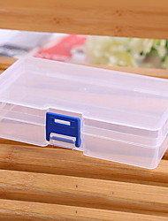 PP Transparent Portable Plastic Box