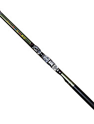 Spinning Rod Carbon 270 M General Fishing Rod Black / Green / Yellow / Silver / Red / Camouflage-Othor