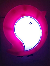 (Color Random)Bird Smart light Sensor LED Night Light