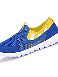 Boy's Girl's Sneakers Spring Fall Tulle Casual Flat Heel Others Blue Green Red