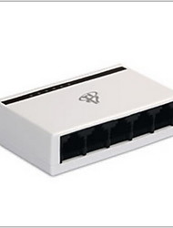 SeaPai SP-S05 10Mbps/100Mbps 5 LAN Fast Ethernet Router Desktop Ethernet Switch