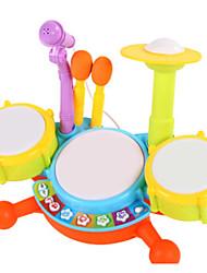 Fun jazz percussion music puzzle