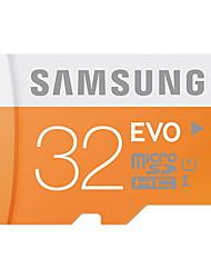 Samsung 32gb class10 80m / s tf Micro-SD-Fahrzeug reisender Datenrecorder-Speicherkarten