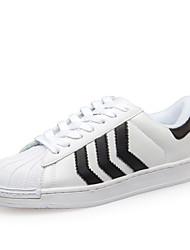 Masculino-TênisRasteiro-Preto Azul Branco Preto e Branco-Couro-Casual