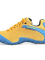 Sapatos de Caminhada(Amarelo) -Mulheres-Equitação