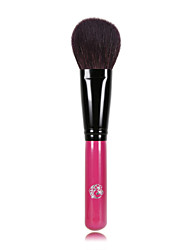 1 Powder Brush Goat Hair Professional Wood Face ENERGY
