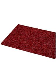 unhas espessas inferior pvc tapete laço de arame tapetes de carro rápido flexibilidade durabilidade desgaste à prova de água