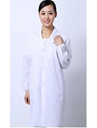 врачи-мужчины, служащие с короткими рукавами белых халатах косметических Пластический хирург Стоматолог оральные униформы спецодежду