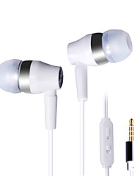Music headphones bass ear wire with wheat ear DT-209