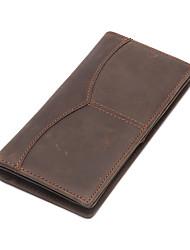Men Cowhide Formal / Casual / Professioanl Use Wallet