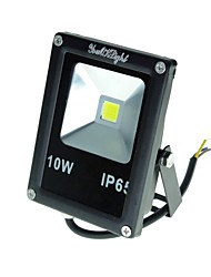 10W Focos de LED 900 lm Branco Frio LED Integrado Decorativa / Impermeável AC 85-265 / AC 220-240 / AC 100-240 / AC 110-130 V 1 Pças.