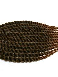 Havanna Twist Braids Haarverlängerungen 12 16 20 24 inch Kanekalon 12 roots/pac Strand 100 g/pack Gramm Haar Borten