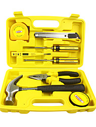 REWIN® TOOL  12PCS Homeowner's Tools Set