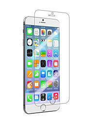 2 PC de alta definición protector de la pantalla frontal para iPhone 6s / 6