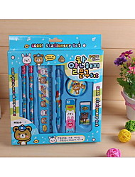 Stationery Gift Set Wholesale Factory Direct Student Prizes Creative Stationery School Supplies Wholesale Birthday Gift