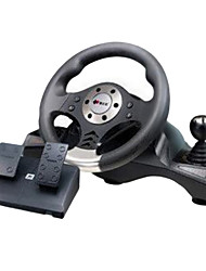 CMPICK PXN V6 Simulation Driving Steering Wheel Dual Shock
