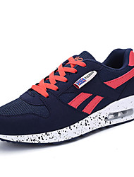 Women's Sneakers Summer Tulle Fabric Braided Strap Black Blue Pink Red Running