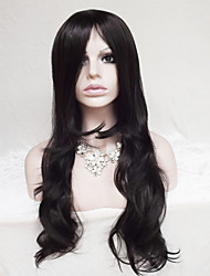 Ms Points in 28 Inch Black Curly Hair Wig